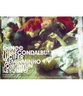 SHINee Vol. 2 - LUCIFER (Type A)(édition coréenne)