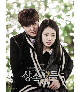The Heirs (상속자들) Original Soudtrack OST Part 2 (SBS TV Drama) (édition coréenne)
