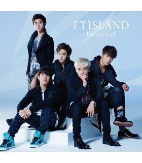 FT Island - Beautiful (CD+DVD) (Type A) (édition limitée japonaise)