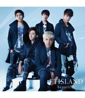 FT Island - Beautiful (édition normale japonaise)