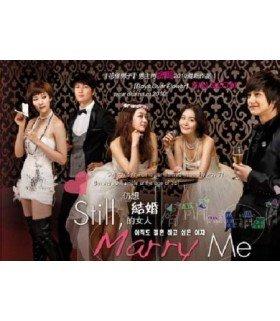 Still, Marry Me (아직도 결혼하고 싶은 여자 ) Coffret DVD Drama Intégral (MBC)