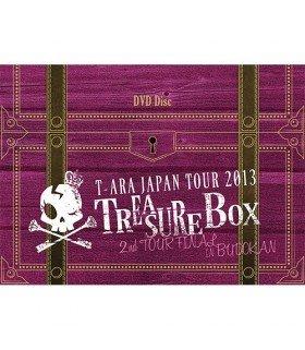T-ara (티아라) T-ara Japan Tour 2013 - treasure Box - Live In Budokan (DVD) (édition japonaise)