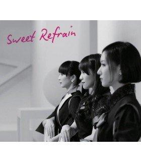 Perfume (パフューム) Sweet Refrain (SINGLE+DVD) (édition limitée Taiwan)