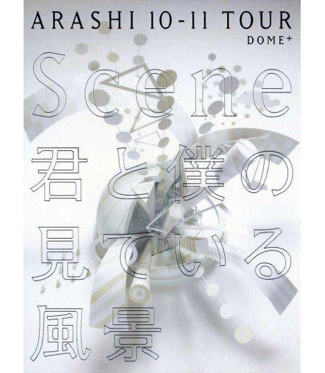"Arashi - ARASHI 10-11 TOUR ""Scene"" - Kimi to Boku no Miteiru Fukei - DOME+ (édition limitée japonaise)"