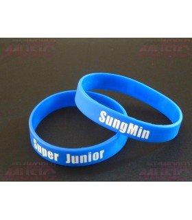 Bracelet  SUPER JUNIOR SungMin 001