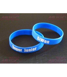 Bracelet  SUPER JUNIOR Siwon 001