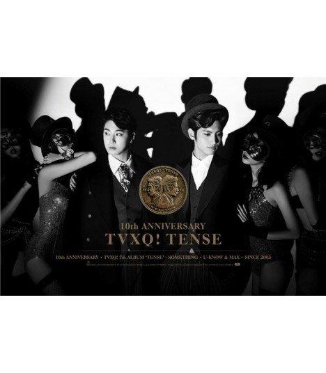 Affiche officielle Dong Bang Shin Ki (TVXQ!) Vol. 7 - Tense