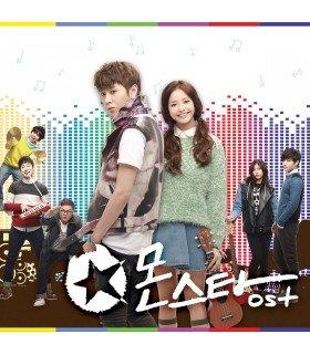 Monstar (몬스타) Original Soundtrack OST (tVN Music Drama) (édition coréenne)