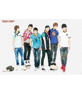 Poster TEEN TOP 001
