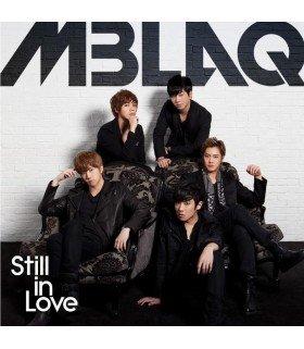 MBLAQ - Still in Love (Type C) (édition limitée japonaise)