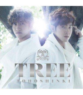 Dong Bang Shin Ki (TVXQ!) TREE (Type A) (ALBUM+DVD) (édition japonaise)