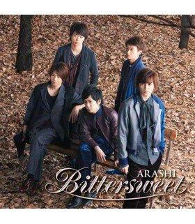 Arashi (嵐) Bittersweet (SINGLE+DVD) (édition limitée japonaise)