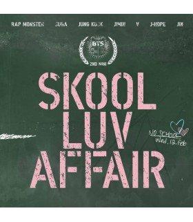 BTS (방탄소년단) Mini Album Vol. 2 - SKOOL LUV AFFAIR (édition coréenne)