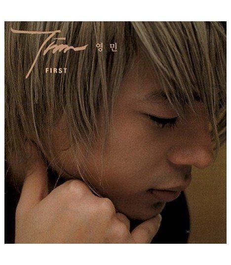 Tim - First  (Album) (édition coréenne)