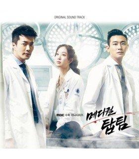Medical Topteam Original Soundtrack OST (MBC Drama) (édition coréenne)