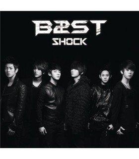 BEAST - SHOCK (SINGLE A+DVD) (édition limitée coréenne)
