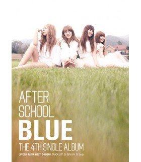 After School - A.S. BLUE Single Album Vol. 4 (BLUE)