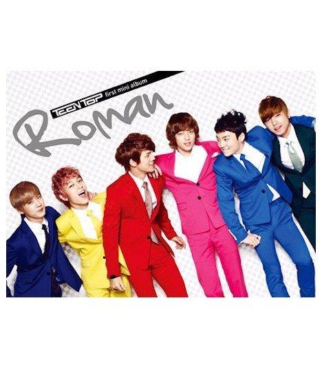 Teen Top Mini Album Vol. 1 - Roman