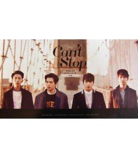 Affiche officielle CNBLUE Mini Album Vol. 5 - Can't Stop