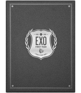 EXO (엑소) EXO's First Box (4DVD) (édition coréenne)