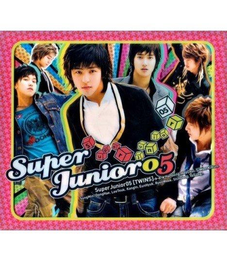 Super Junior Vol. 1 - Super Junior 05