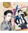 Horloge de bureau Jung Yong Hwa (CNBLUE) 001