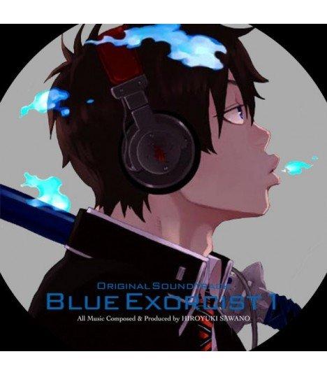 Ao no Exorcist Original Soundtrack 1 (édition japonaise)