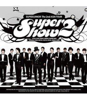 Super Junior - The 2nd Asia Tour Concert : Super Show 2 (2CD)