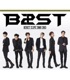 BEAST (비스트) BEAST CLIPS 2009-2013 (Blu-Ray) (édition japonaise)