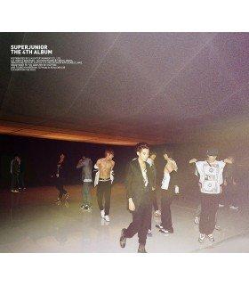 Super Junior Vol. 4 - Bonamana (Type B) (édition coréenne)
