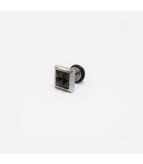 Infinite - Piercing Gold Black (Silver)