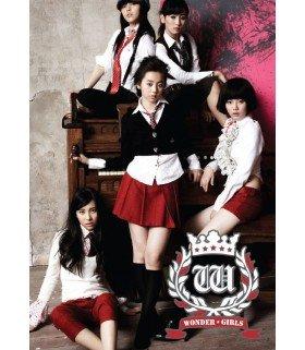 Wonder Girls First Single - The Wonder Begins