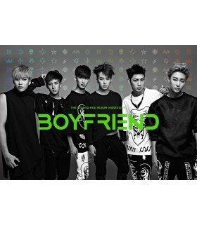Boyfriend (보이프렌드) Mini Album Vol. 2- Obsession (édition coréenne) (Poster offert*)
