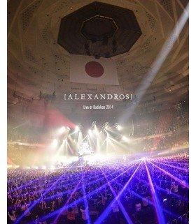 ALEXANDROS - ALEXANDROS Live at Budokan (DVD) (édition japonaise)