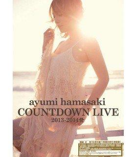 Ayumi Hamasaki (浜崎あゆみ) COUNTDOWN LIVE 2013-2014 (DVD) (édition taiwanaise)