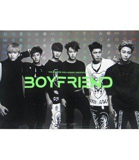 Affiche officielle Boyfriend Mini Album Vol. 2- Obsession