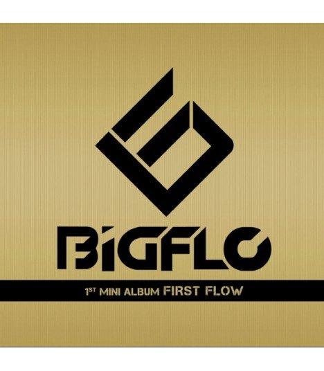BIGFLO (빅플로) Mini Album Vol. 1 - First Flow (édition coréenne)