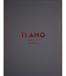 Dong Bang Shin Ki (동방신기) TI AMO TVXQ! (PHOTOBOOK + DVD + POSTER) (édition coréenne)