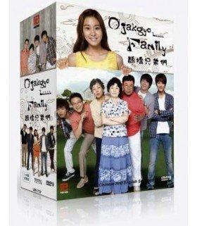 Ojakgyo Family (오작교 형제들) Coffret Drama Intégral (KBS2) (12DVD) (Import)