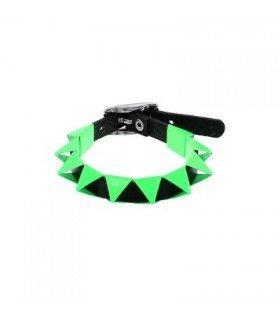 EXO - Bracelet Neon Stud (Neon Green)