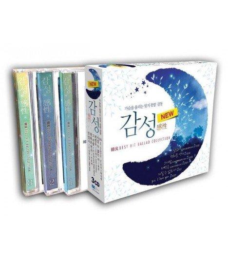 Best Hit Ballad Collection (3CD) (édition coréenne)