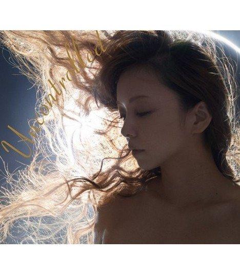 Namie Amuro (安室奈美恵) - Uncontrolled (Jacket B) (édition Taiwan)