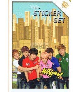 Photo Stickers Kpop - Teen Top