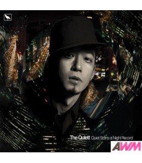The Quiett (더 콰이엇) Vol. 4 - Quiet Storm : a Night Record (réédition coréenne)