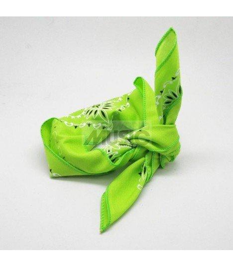 Bandana Paisley Small - LIGHT GREEN