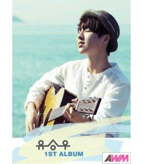 Yoo Seung Woo (유승우) Vol. 1 - Yoo Seung Woo (édition coréenne)