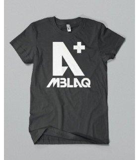 T-shirt MBLAQ (엠블랙) A+ BLACK (XL)