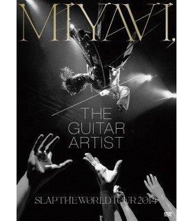 MIYAVI - MIYAVI, The Guitar Artist -Slap The World Tour 2014- (2DVD) (édition limitée japonaise)