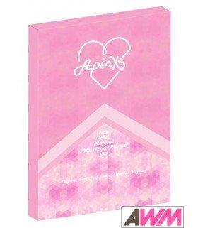 APink (에이핑크) Stationery Package (édition limitée coréenne)