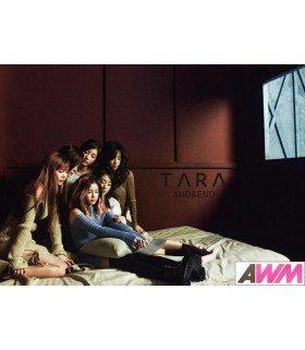 Affiche officielle T-ara Mini Album Vol.10 - Sugar Free